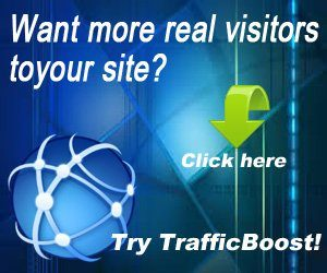 TraffBoost - bring real visitor to your site